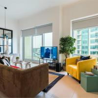 Luxury 1BR in Downtown! Full Burj Views - Burj Views