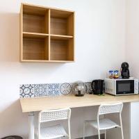 Studio neuf et tranquille en plein coeur de ville/Siam/Proche tramway [Zola]