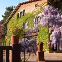 Masia Vista Hermosa, hotel in Vallromanes