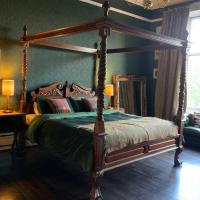 Luxury Glasgow West End 2 Bedroom Flat (4ppl)