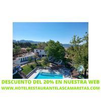 Hotel Rural & Restaurante Las Camaretas, hotel en Cortes de la Frontera