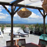 Casa con vista fantastica, hotell nära Perugia San Francesco d'Assisi internationella flygplats - PEG, Perugia