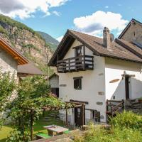 Holiday Home Lucertola 1150, hotel in Corzoneso