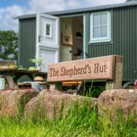 Romantic Shepherds Hut, Kenilworth