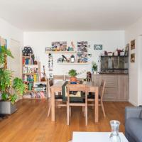 Beautiful bright appartment in Belleville