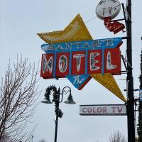 SANTA FE MOTEL, hotel in Tehachapi