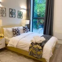 Newpointe Stunning 1-bedroom Serviced Apartment