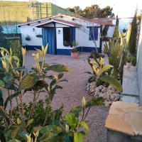House with one bedroom in Bellvei with wonderful mountain view shared pool and enclosed garden 6 km from the beach