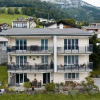 Apartment Panoramablick, hotel in Amden