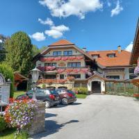 Hotel Stegmühlhof, hotel in Mauterndorf