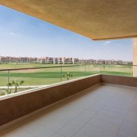 Appartement Prestiga vue sur piscine, Hotel in der Nähe vom Flughafen Marrakesch Menara - RAK, Marrakesch