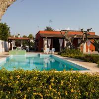 Villa Federico, hotell i Monteroni di Lecce