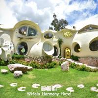 Wifala Harmony Hotel, hotel in Urubamba