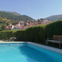 Chalet individual con piscina en pleno Valle del Tiétar (Gredos)