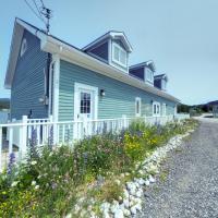 Gros Morne BaseCamp Harbourside Suites, hotel em Norris Point