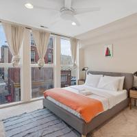 Bright 1BR with Large Windows In Old City