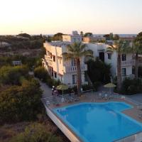 Cathrin Suites, hotel in Stavros