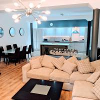 Stunning & Spacious 2 Bed Warehouse Apartment with Free Secure Parking - Glasgow City Centre - COP26