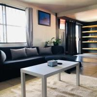 Black and White aparment