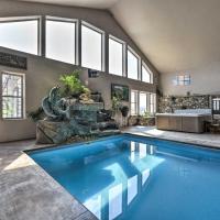 Flawless Durango Home with Theater and Pool Table, hotel near Durango-La Plata County - DRO, Durango
