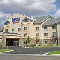 Fairfield Inn & Suites Richfield, hotel in Richfield