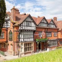 The Crown Manor House Hotel, hotel in Lyndhurst