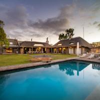 Kamagu Safari Lodge, hotel di Touwsrivier