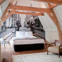 Hotel IX Nine Streets Amsterdam, hotel v oblasti Negen Straatjes, Amsterdam