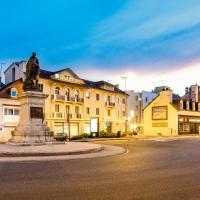 Quality Hotel Pau Centre Bosquet, hôtel à Pau
