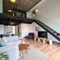 Loft duplex y urbanización con piscina cubierta y SPA