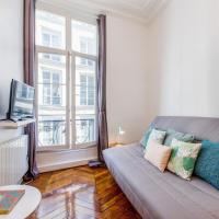 Nice studio for 2 near Louvre and Opera brand new!