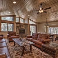 Private Cabin Near Donner Lake and Ski Resorts!, hotel in Soda Springs