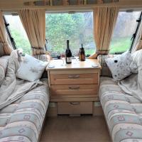 Y Ffau - A gorgeous little caravan