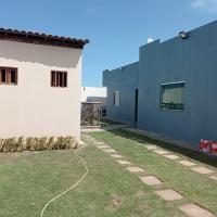 Casa Aruana 4 quartos, piscina,churrasq, 8min orla