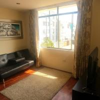 Cosy comfortable apartments in Surco 20 mins to Park Kennedy Miraflores