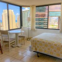 Hawaiian Monarch 3102A condo, hotel in Honolulu