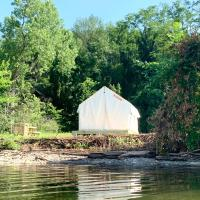Tentrr State Park Site - NY Canals - Yankee Hill Getaway Site B - Single Camp, hotel in Amsterdam