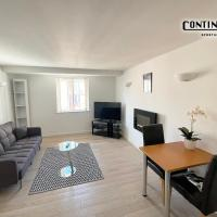 Continental Apartments Farnborough with FREE Netflix, Parking and Wi-Fi