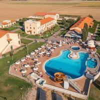 Salvapiano Holiday Ranch, hotell i Riotorto