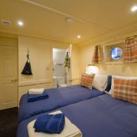 Comfortable 7 bedroom gentleman's motor yacht