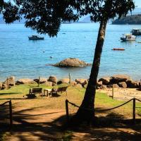 Fauna, hotel in Praia do Bananal