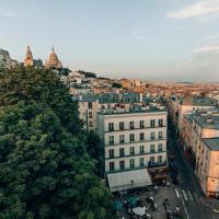 Timhotel Montmartre, hotel en Montmartre - 18º distrito, París