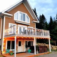 L'OASIS Beach / Kayaks / Spa /Sauna, hotel em Valcartier Station