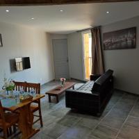 appartement Violette, hôtel à La Guerche-sur-l'Aubois