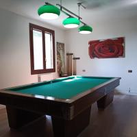 Nella natura e vicini a Bologna e Philip Morris, hotell i Anzola dell'Emilia