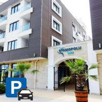 APART-HOTEL Stamopolu Lux с изглед към морето, hotel in Primorsko