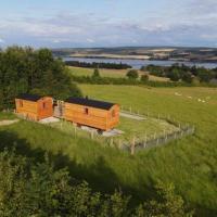 Highland Swanky Shepherd's Hut