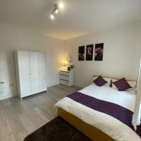 De Montfort House - Double Rooms with Ensuite in Leicester City Centre