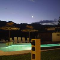 Cabañas Rio Mendoza, hotel in Cacheuta