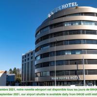 Nash Suites Airport Hotel, hotel in Geneva